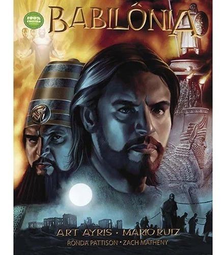 Livro - Hq Babilônia