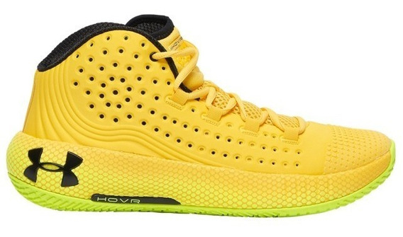 Under Armour Hovr Havoc 2 Yellow Importación Mariscal