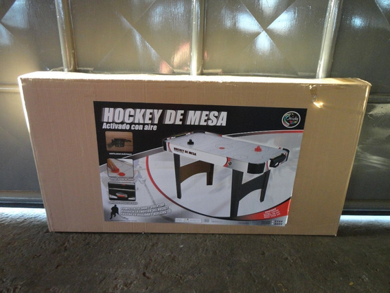 Mesa De Hockey Air Grande Electrica Jeidy Toys Fiestas New