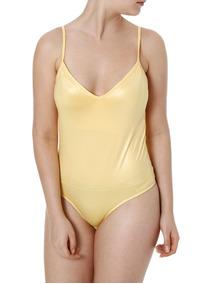 Collant Feminino Amarelo