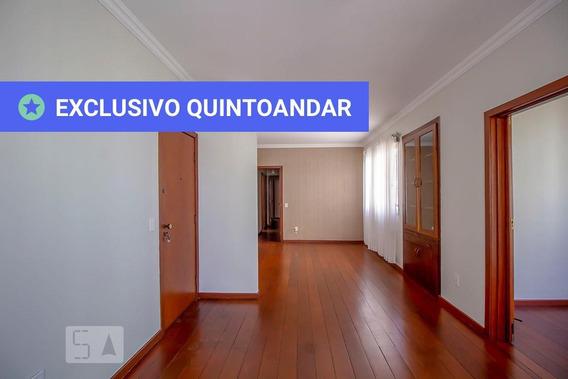 Apartamento No 4º Andar Com 4 Dormitórios E 2 Garagens - Id: 892960960 - 260960