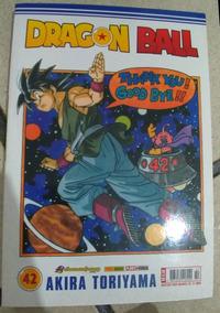 Mangá Dragon Ball (panini) - Volumes Avulsos E Frete Grátis