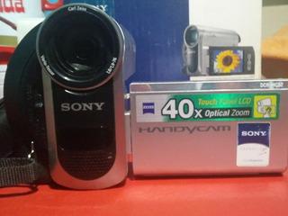 Filmadora Sony Handycam Tactil
