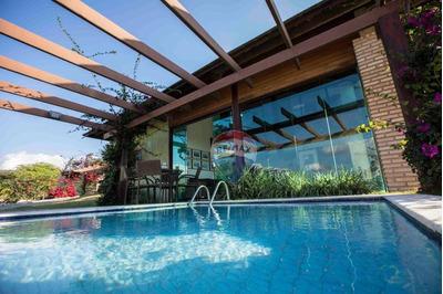 Bangalô Com 2 Dormitórios À Venda, 95 M² Por R$ 480.000 - Zona Rural - Gravatá/pe - Bg0004