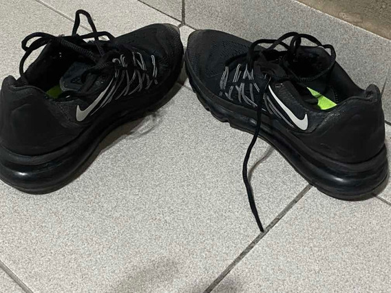 Nike Airmax 2017 Negras N39