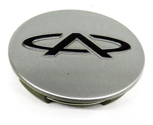Calota Da Roda De Aluminio Chery Qq E Tiggo Original
