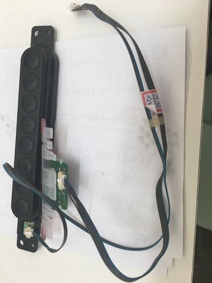 Teclado Funções + Sensor Tv Lg 32ln536b
