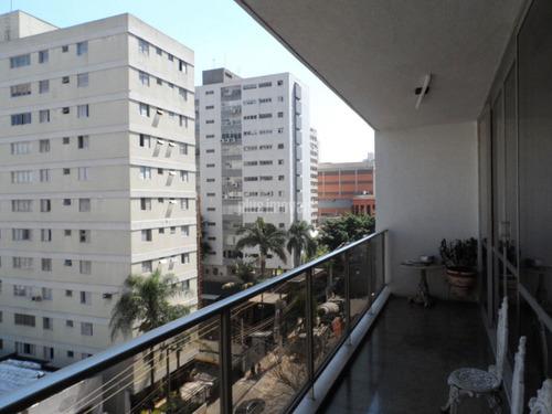 Imagem 1 de 15 de Excelente Apartamento No Jardim América - Pj54167