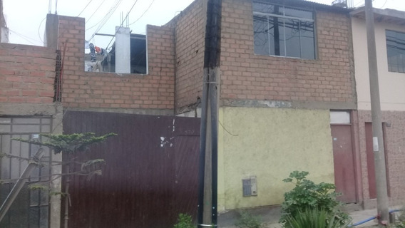 Casa 8 Hab. 2 Baños 2 Pisos Urb San Felipe Comas