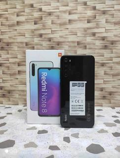 Xiaomi Redmi Note 8 64 Gb Rom 4 Gb Ram Space Black