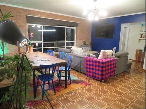 Apartamento Moderno Com  Vista Espetacular Na Paes De Barros - 277-im540527