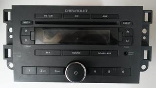 Radio Cd Aveo Original Gm (45)