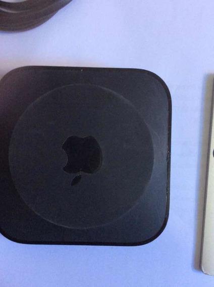 Apple Tv Segunda Geração A1378 Funcionando Grátis Cabo Hdmi