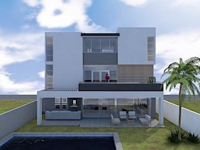 Pre-venta De Casa En Lujoso Residencial Con Campo De Golf