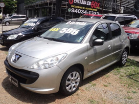 Peugeot 207 Xr 1.4 Manual - Carro Zero Entrada +48x - 595,00