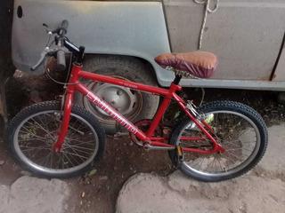 Bicicleta Rodado 20 Excelente Estado, Restaurado A Nuevo.