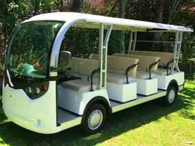 Camión Electrico Para Transporte De Pasajeros