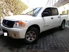 Nissan Titan Sin Definir 4p Crew S V8/5.6 Aut 4x2
