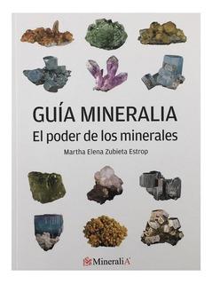 Libro Guía Mineralia 7851