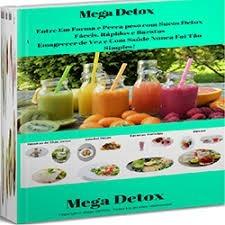 Livro Receita Mega Detox