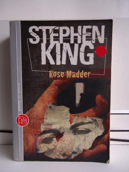 Livro Rose Madder (ediçao De Bolso) Stephen King