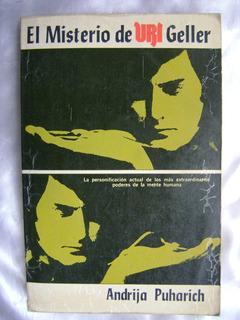 D3 El Misterio De Uri Geller- Andrija Puharich- 1975
