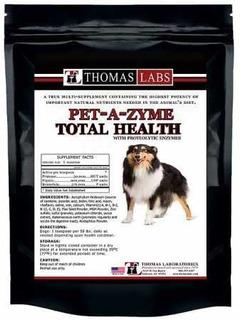Thomas Laboratorios Petazyme Total Health Prozyme Polvo (16
