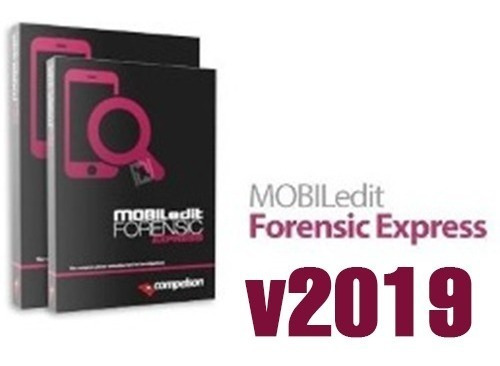 Mobiledit Forensic Express Pro 7.0.0.16390 - Completo 2019