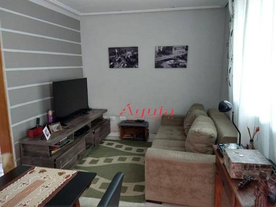 Sobrado Com 2 Dormitórios À Venda, 59 M² Por R$ 405.000 - Vila Curuçá - Santo André/sp - So1020