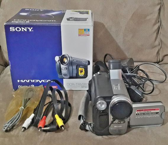 Camara Filmadora Sony