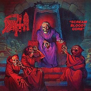Scream Bloody Gore - Reedición 2cd