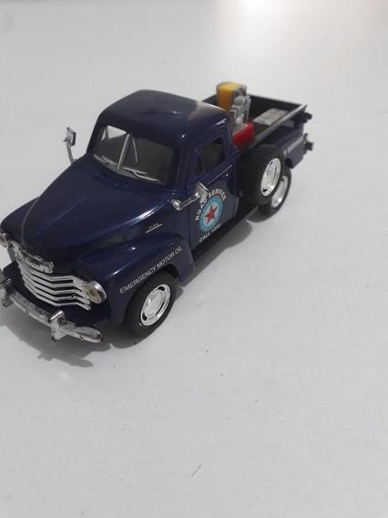 Miniatura Carrinho Caminhonete Pick Up Chevrolet 3100 1953