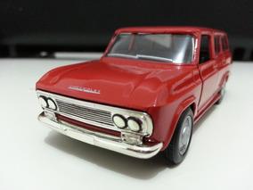 Miniatura Carro Nacional Chevrolet Veraneio - Loose