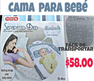Cama Portable Para Bebe