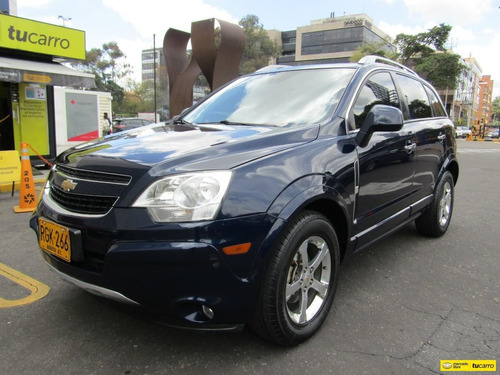 Chevrolet Captiva 3.0 Sport 4x4
