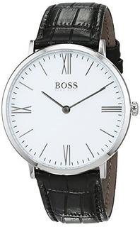 Reloj Hugo Boss Para Hombre 1513370 Tablero Blanco Caja De
