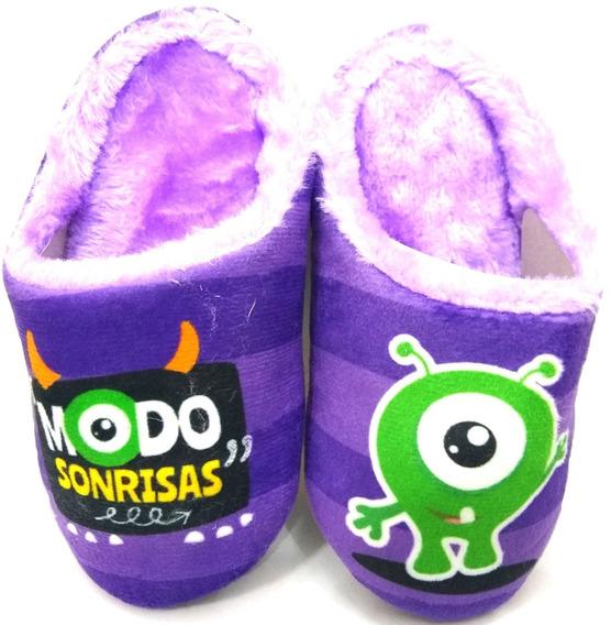 Pantuflas De Niñas Y Niños Con Corderito Sweet Dreams