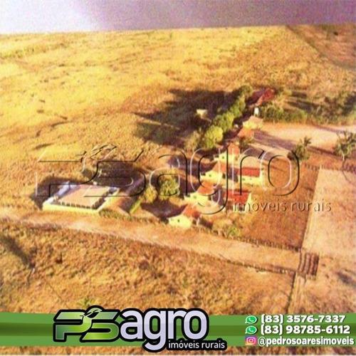Imagem 1 de 11 de Fazenda Com 8 Dormitórios À Venda, 362440000 M² Por R$ 250.000.000 - Centro - Cumaru Do Norte/pa - Fa0103