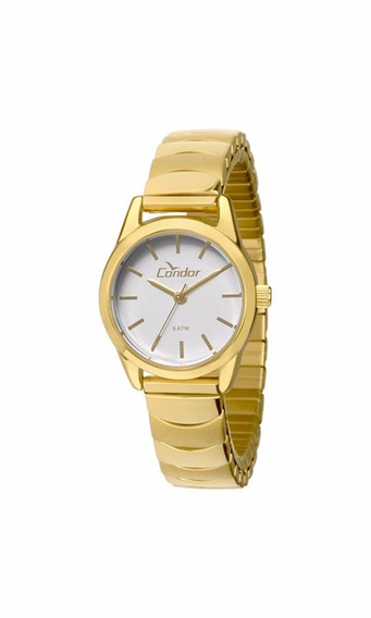 Relógio Condor Feminino Co2035kmy/4k Loja Fisica Garantia