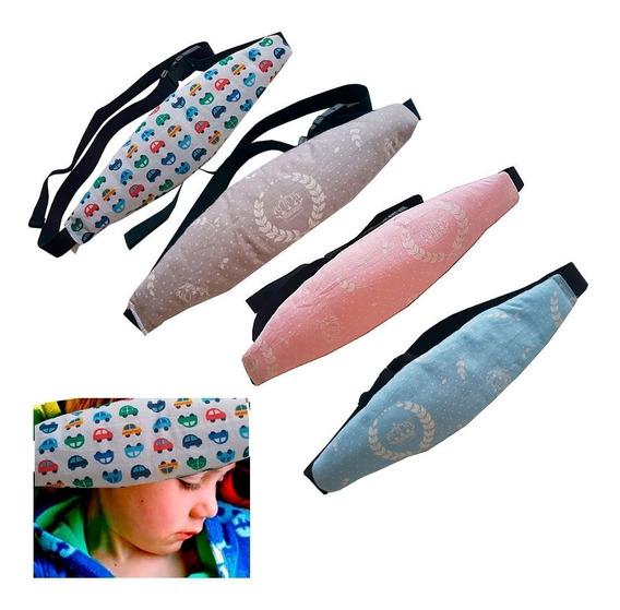 Faixa Soneca Segurança Para Cabeça De Bebê Carro Ajustável