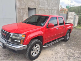 Gmc Canyon Piel Qc At 2012