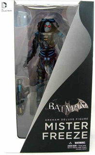 Mr. Freeze Batman Arkham City Deluxe Figure
