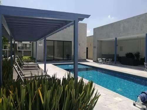 Precioso Departamento En Santa Fe Juriquilla, Planta Baja !!