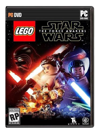 Lego Star Wars O Despertar Da Força - Pc ( Frete Grátis )