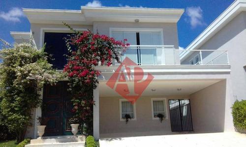 Sobrado Com 4 Dormitórios À Venda, 420 M² Por R$ 2.200.000,00 - Burle Marx - Santana De Parnaíba/sp - So0286