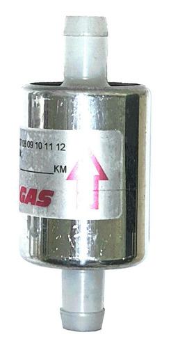 Filtro Gnv 12 Mm 5ª E 6ª Geração Protege Bicos E Map Kit Gas