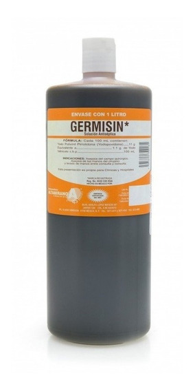 Desinfectante Germisin 120 Ml