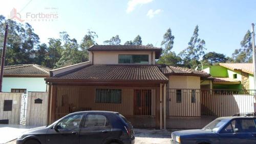 Casa Com 3 Dormitórios À Venda, 289 M² Por R$ 890.000,00 - Nova Caieiras - Caieiras/sp - Ca0124