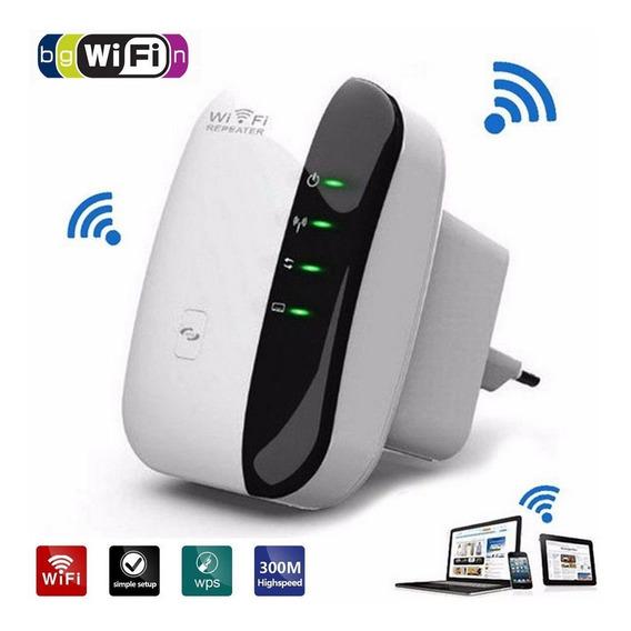 Wifi Repetidor Router Amplificador Señal Inalambrico 300mbps
