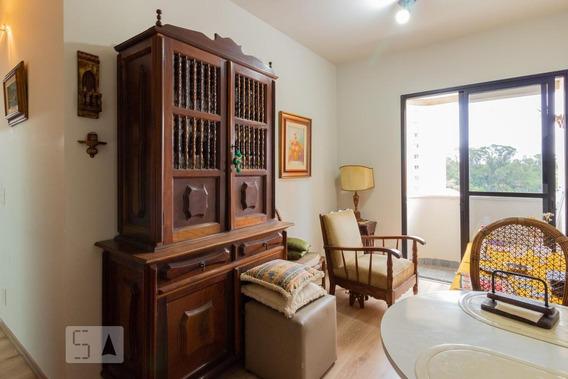 Apartamento Para Aluguel - Chácara Santo Antonio, 2 Quartos, 48 - 893101692